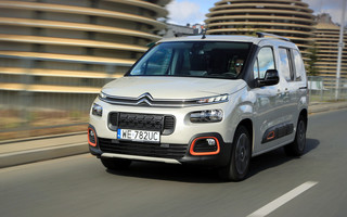Test Citroena Berlingo 1.5 BlueHDi 130