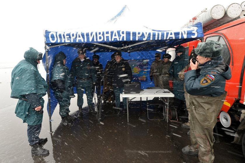 Katastrofa pasażerskiego boeinga w Rosji. Błagano pilotów, by tego nie robili
