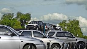 Stanieje import używanych aut