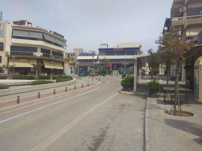 Bilo je i praznih  ulica na Vaskrs