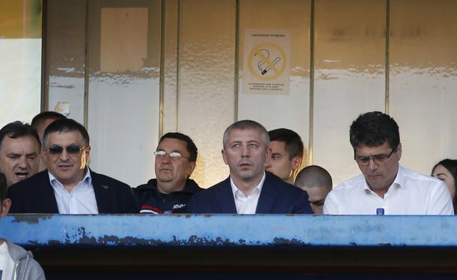 Predsednik FSS Slaviša Kokeza gledao je utakmicu u Nišu