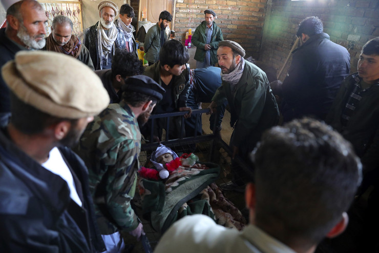 Napad u Kabulu, Avganistan