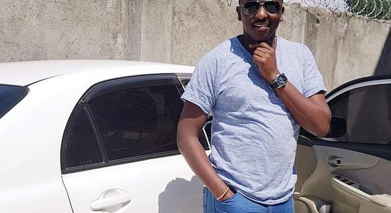 Slain sergeant Kipyegon Kenei