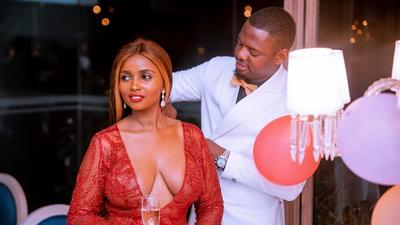 Anerlisa Muigai's perfect clap back after fan alleged that Ben Pol is no longer interested in her