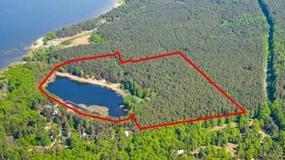 Gmina Turawa wystawiła na sprzedaż Jezioro Małe, a Brzeg - Wyspę Jeżynową na Odrze