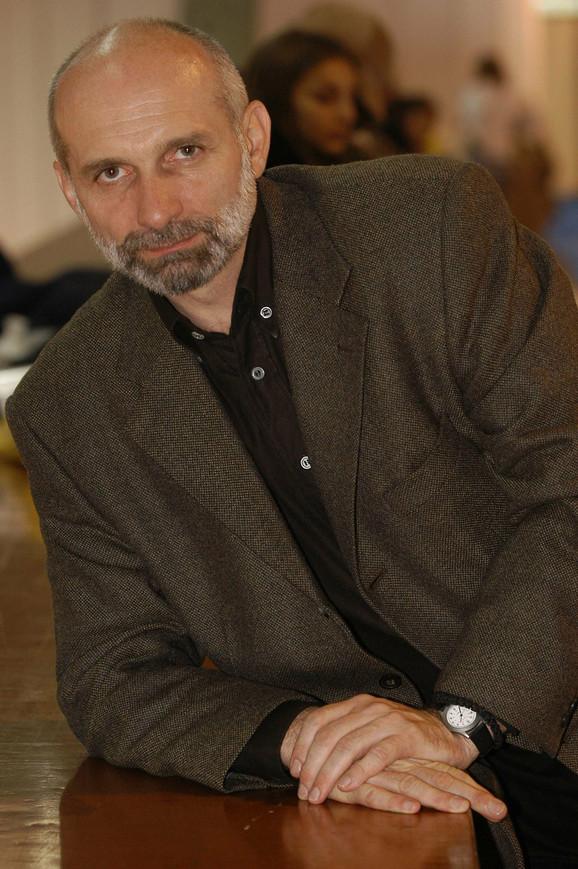 Dragan Lakićević, direktor SKZ