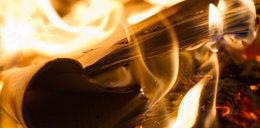 Dramat maturzystów! Ktoś spalił im maturalne świadectwa!