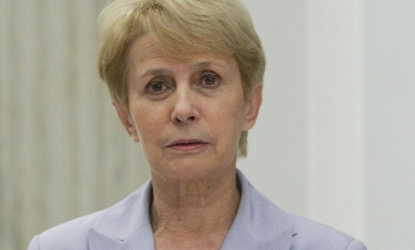 Iwona Śledzińska Katarasińska, posłanka PO z Łodzi
