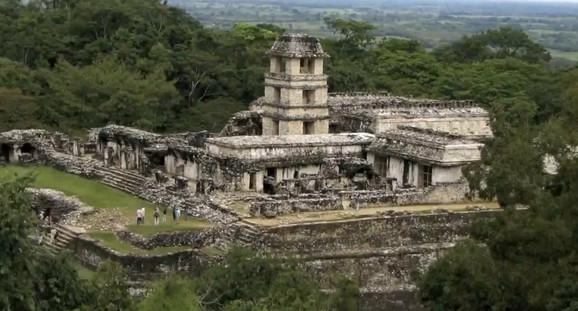 Misterija Majanskih gradova-država
