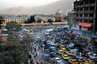 Rakiety nad Kabulem