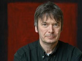 Ian Rankin Portrait Session