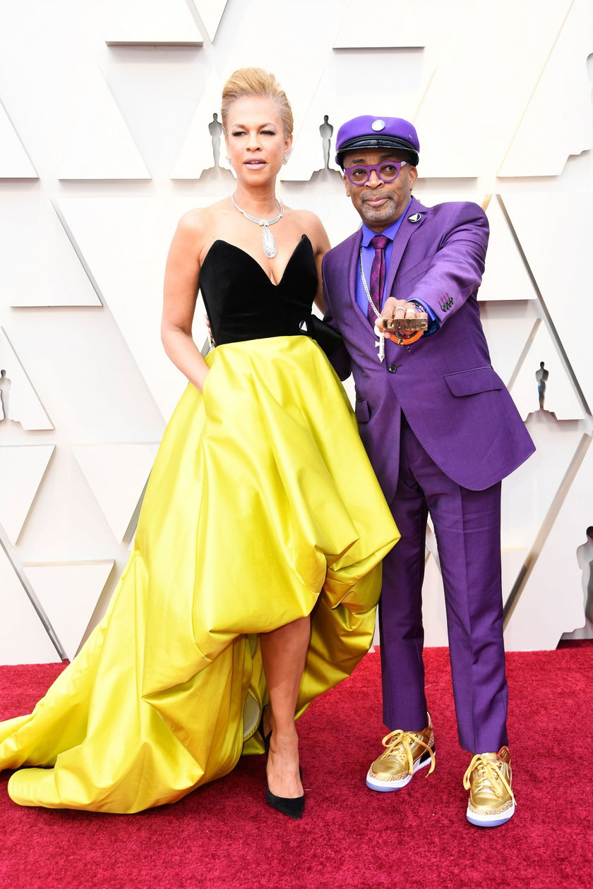 Tonya Lewis Lee i Spike Lee