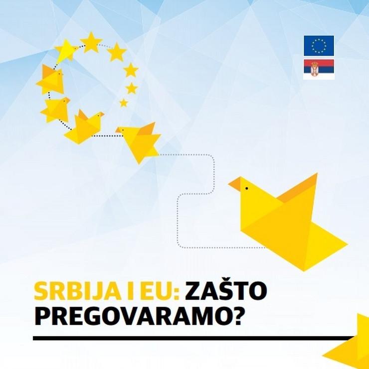 Srbija i EU, zasto pregovaramo