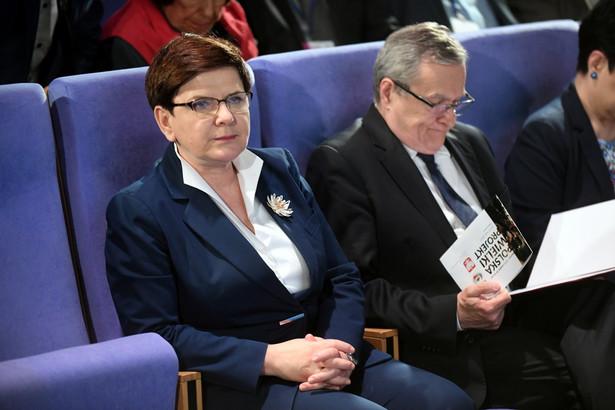 Beata Szydło: Będziemy konsekwentnie realizować nasz program i zrealizujemy go do końca