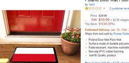 Polska flaga na wycieraczce. Będzie doniesienie do prokuratury