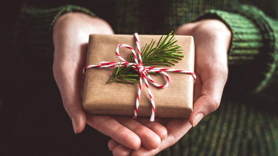 Dorbne prezenty świąteczne