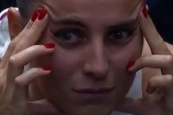 Bizarno da NE MOŽE BIZARNIJE: Ovako su naše košarkašice POKRADENE na EP, lice Ane Dabović sve govori! /VIDEO/