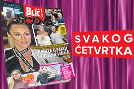 """SAMO U """"SCENI"""" Anabela Atijas U PAKLU zbog ćerke Lune i muža Andreja"""