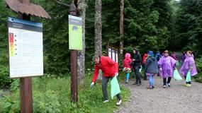 W Tatrach zebrano 220 kg śmieci
