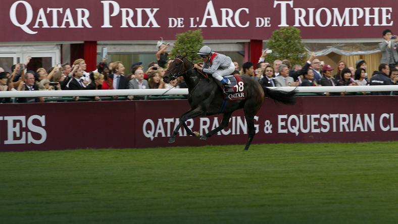 Pojedynek Francji z Japonią w Longchamp