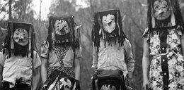 Horror! Tak wyglądały kiedyś kostiumy na Halloween