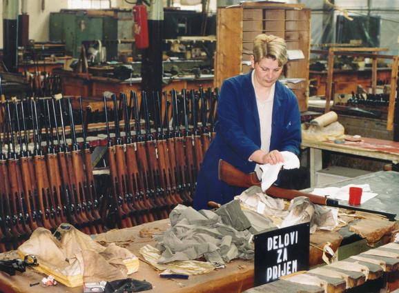 Zastava oružje: Srpske puške za svetsko tržište