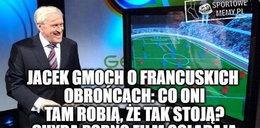 Jacek Gmoch i jego porno-analiza meczu Francuzów. MEMY