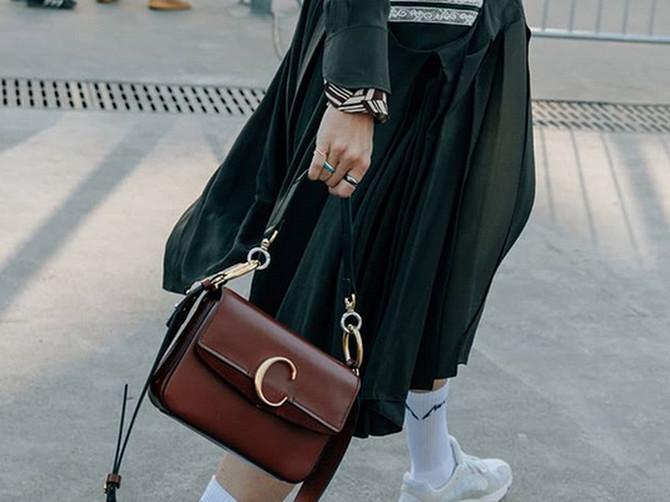 女艺人们近期爱背的 IT BAG — Chloé C 有烧到你吗?看对眼的话就把它列入你的TO BUY LIST吧!
