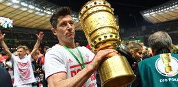 Finał Pucharu Niemiec. Robert Lewandowski powalczy o kolejne trofeum