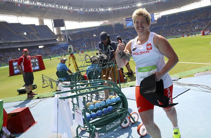 Polska mistrzyni olimpijska bliska zwycięstwa
