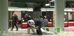 Plan ataku na metro w Warszawie