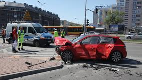 Majowy weekend: od piątku na drogach zginęły 54 osoby