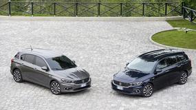 Fiat Tipo hatchback i kombi - dopłata do instalacji LPG 3500 zł