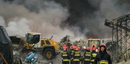 Po pożarze opon w Żorach mieszkańcy boją się o swoje zdrowie