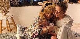 Lara Gessler nie ochrzci córki. Babcia małej Neny ma też swoje zdanie w tej sprawie