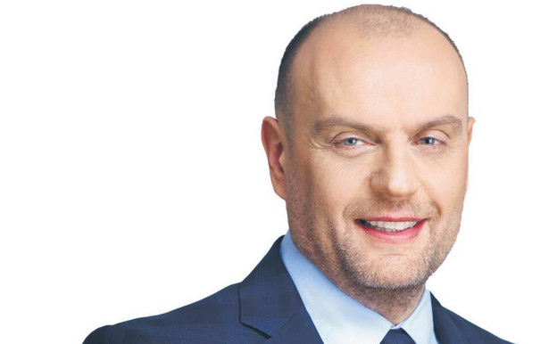 Profesor Adam Mariański, przewodniczący Krajowej Rady Doradców Podatkowych fot. Marcin Aniszewski/Materiały prasowe