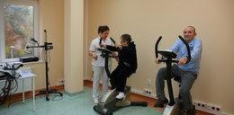 Mamy rehabilitację w szpitalu w Łagiewnikach