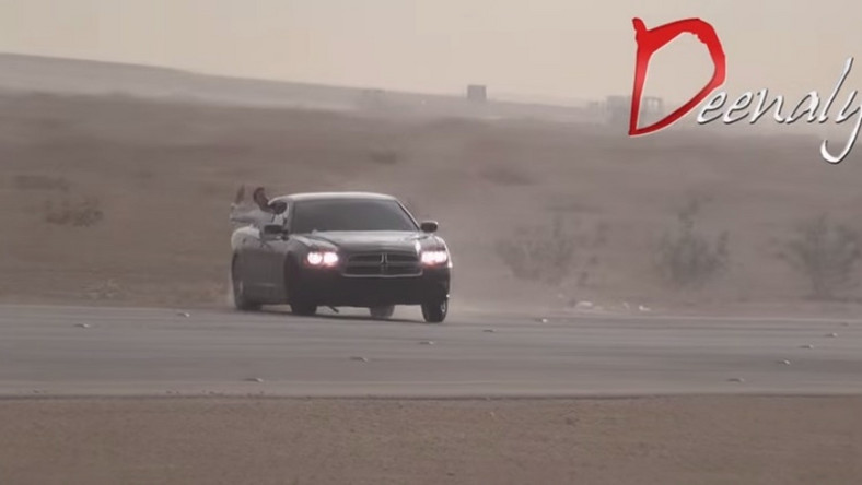 Arabski drift