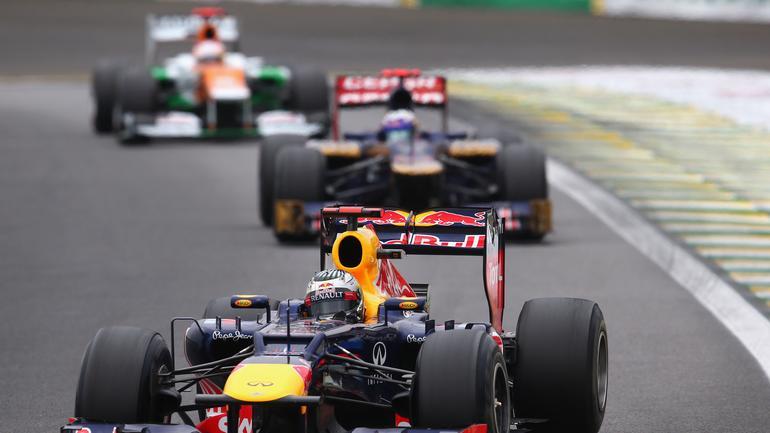 Kalendarz F1 2013: nowości