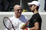 Andre Agasi, Novak Đoković