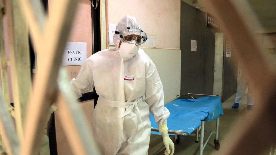 Wirus w Indiach zabija nawet 70 proc. zakażonych