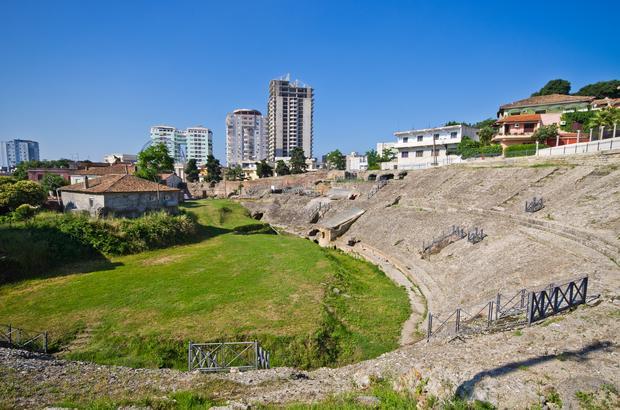 Amfiteatr, Durres