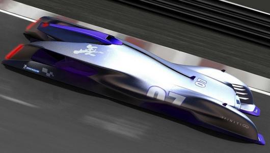 Projekty samochodów Le Mans 2030