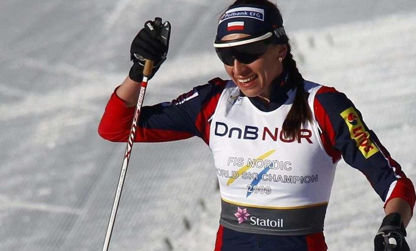 Justyna Kowalczyk zajęła trzecie miejsce w biegu na 30 km na mistrzostwach świata w Oslo