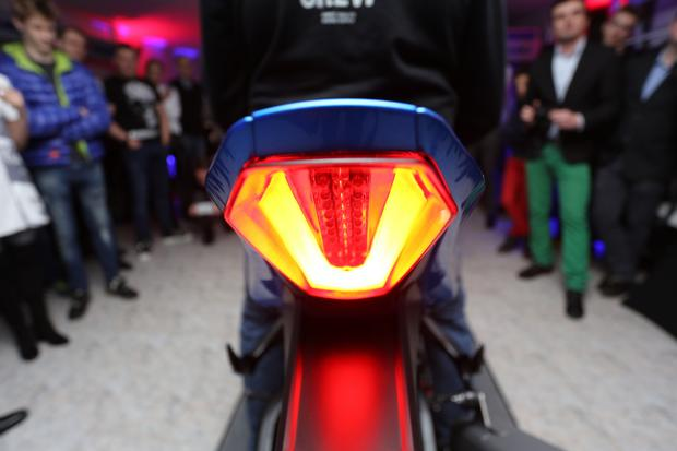 Tylna lampa Suzuki GSX-R 1000 2017