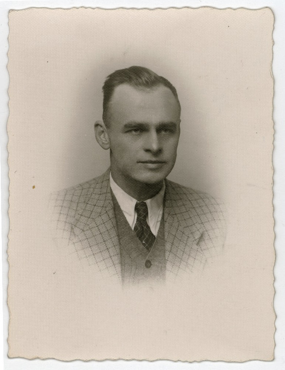 Witold Pilecki, lata 40.