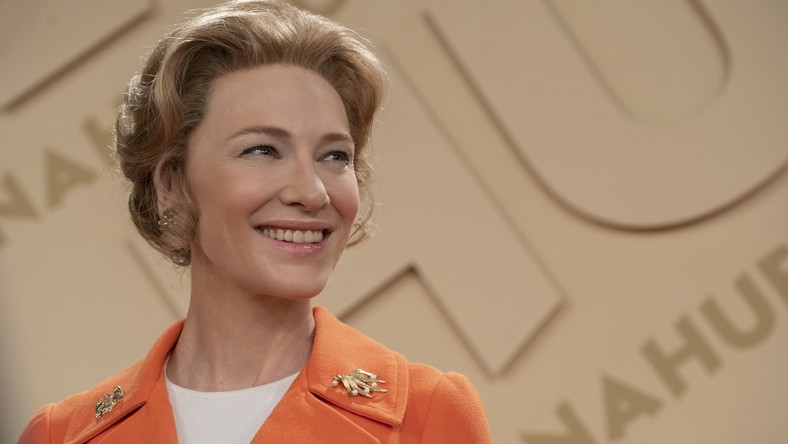 "Cate Blanchett w serialu ""Mrs. America"""