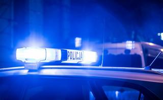 Obława na Dolnym Śląsku. Poszukiwany mężczyzna, który potrącił policjanta. Padły strzały
