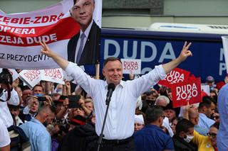 Duda obiecuje: Po wyborach Centrum Zdrowia 75+