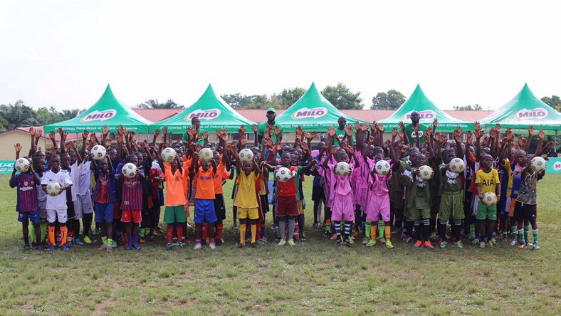 Milo U-13 Champions League: All set for Zone 4 competition after successful soccer clinic